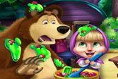 Маша и Медведь - варенье