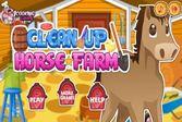 Беспорядок на лошадиной ферме