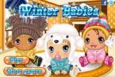 Зимние Малышки