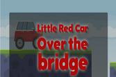 Машина Вилли едет по мосту
