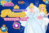 У Принцесс Свадьба