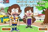 Диппер и Мейбл На Приеме у Дантиста