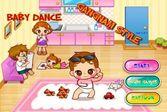 Детка Танцует Гангнам Стайл