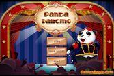 Выступление Танцующей Панды