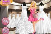 Свадебный шоппинг Барби