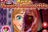 Анна вампир воскрешение