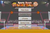 Спортивные головы: Баскетбол