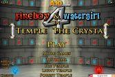 Огонь и Вода 4: Кристальный замок