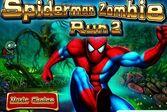 Человек-паук убегает от зомби 2