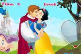 Поцелуи Белоснежки и принца