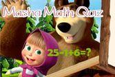 Маша и Медведь: Красочная математика