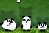 Три Панды