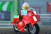 Экстремальные трюки в Лего сити