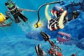 Лего сити подводники