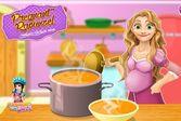 Куриный суп для беременной Рапунцель