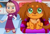 Маша и Медведь: операция собаки
