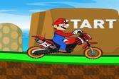 Соник и Марио на Мотоциклах