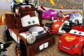 Тачки 2: Лего Гран-При
