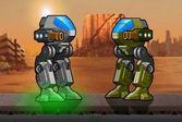 Роботы супер мех новая битва