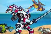 Гонки стильных роботов 2