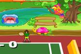 Необычный теннис