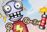 Приключения робота взрывника