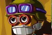Золотая лихорадка и робот