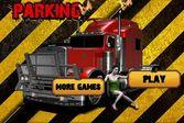 Парковка тяжелого грузовика 2