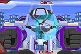 Трехмерные бои роботов