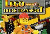 Лего грузовик