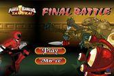 Могучие Рейнджеры: Битва с чудовищами