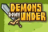 Демоны подземелья пытаются вырваться на поверхность