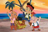 Раскраска: Джейк и Пираты Нетландии
