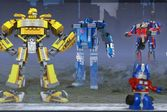 Трансформеры Лего – спаси друзей