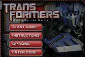 Трансформеры Битва за Матрицу покажет сильнейшего