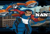 Нано бегун (Generator Rex nanite runner)