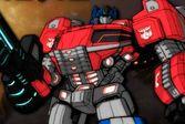 Столкновение Трансформеров в супер битве