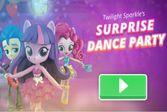 Танцевальная вечеринка Твайлайт Спаркл – сюрприз для всех