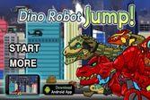 Прыжки Роботов Динозавров