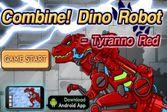 Красный Тираннозавр