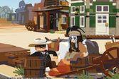 Лего Сити одинокий рейнджер