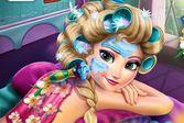 Салон красоты для принцессы Эльзы