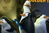 Пингвины из Мадагаскара поиск сокровищ белки