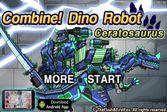 Роботы Динозавры: Цератозавр