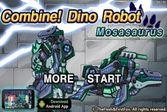 Роботы Динозавры: Мозозавр