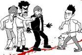 Июльские грабители