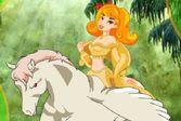 Принцесса и пегас