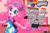 Пинки Пай и Пижамная Вечеринка с девочками