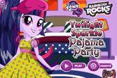 Пижамная Вечеринка Твайлайт Спаркл – главное событие этого месяца