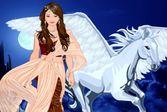 Принцесса Натали и пегас